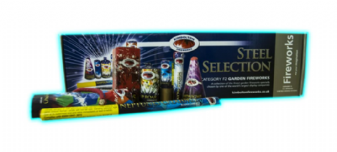 Steel Selection Box